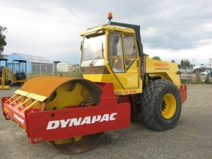 Dynapac Roller for hire