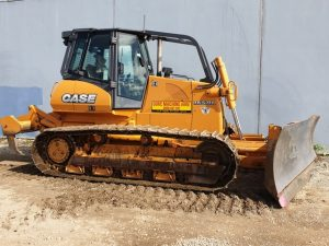 Case 1650L Dozer For Hire